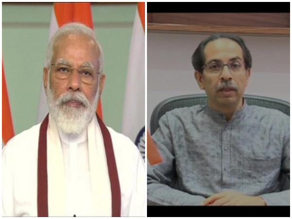 Prime Minister Narendra Modi and Maharashtra Chief Minister Uddhav Thackeray (File Photo)