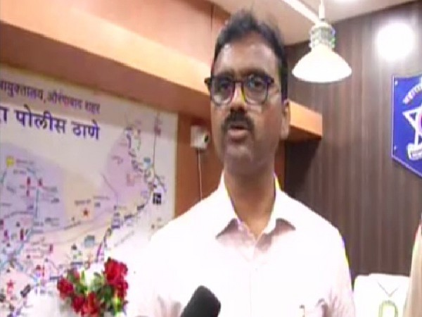 Madhukar Sawant, Police Inspector, Begampura speaking to media in Aurangabad, Maharashtra on July 19.
