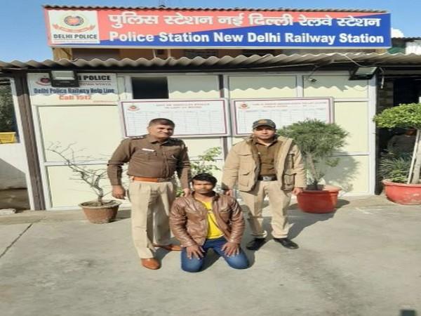 Delhi: 24-year-old man arrested with 6.5 kg ganja in Delhi. Photo/ANI