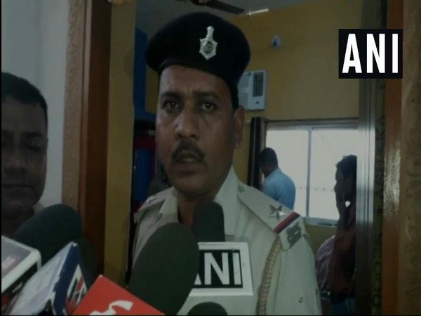 Rampur ASI Gopal Mishra while speaking to media persons on Saturday. Photo/ANI