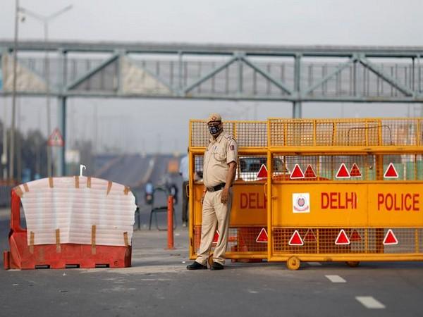 Lockdown in Delhi (representative image)