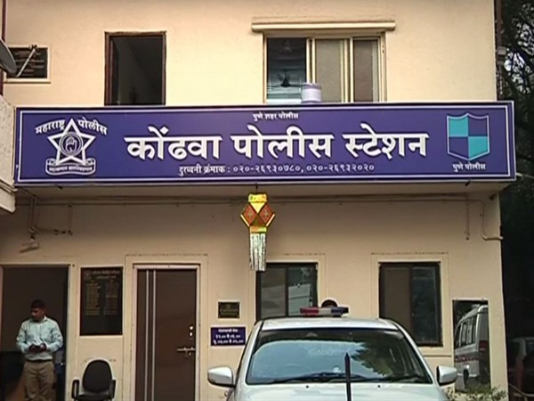 A case has been registered at Kondhawa Police Station in Pune. Photo/ANI