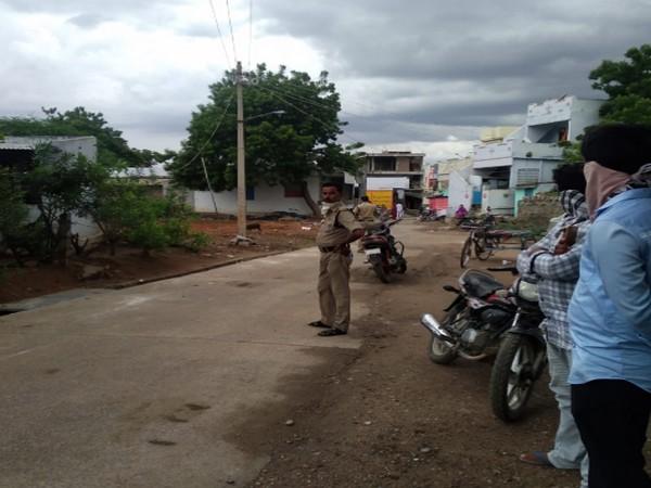 Thirteen people died after consuming hand sanitiser in Kurichedu village. (Photo/ANI)