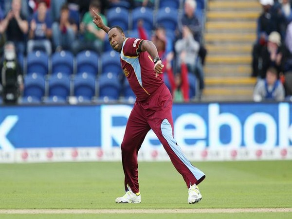 West Indies cricketer Kieron Pollard
