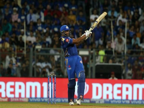 Mumbai Indians batter Kieron Pollard