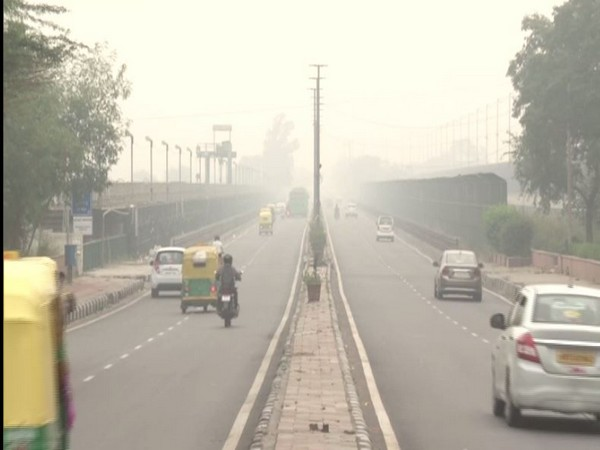 Air pollution spiked in Delhi after Diwali celebrations.(File photo/ANI)