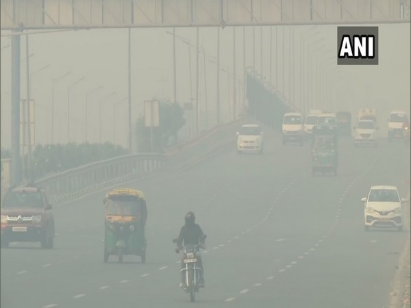 Visual from near Commonwealth Games Village on Tuesday morning. (Photo/ANI)