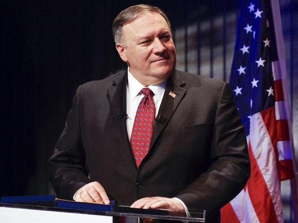 US Secreatry of State Mike Pompeo