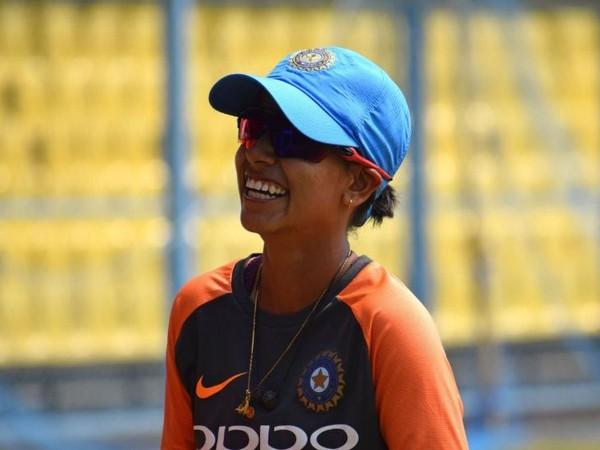 India leg-spinner Poonam Yadav (Photo/Twitter)
