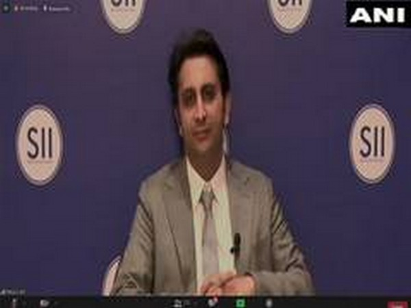 Serum Institute of India Chief Executive Officer, Adar Poonawalla (file pic)