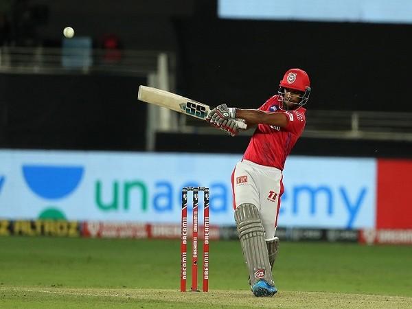 KXIP batsman Nicholas Pooran. (Image: BCCI/IPL)