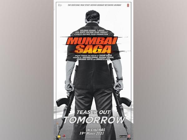 Poster of 'Mumbai Saga' (Image source: Instagram)