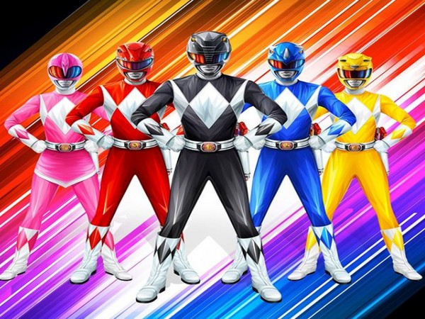 Power Rangers (Image courtesy: Instagram)