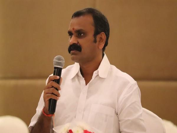 BJP president of Tamil Nadu,  Dr.L.Murugan (File Pic)