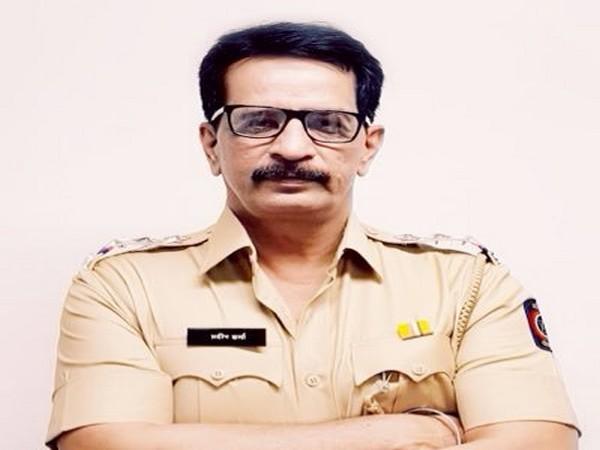 Maharashtra Police Inspector and encounter specialist Pradeep Sharma (Pic credit: Twitter @Pradeep131262)