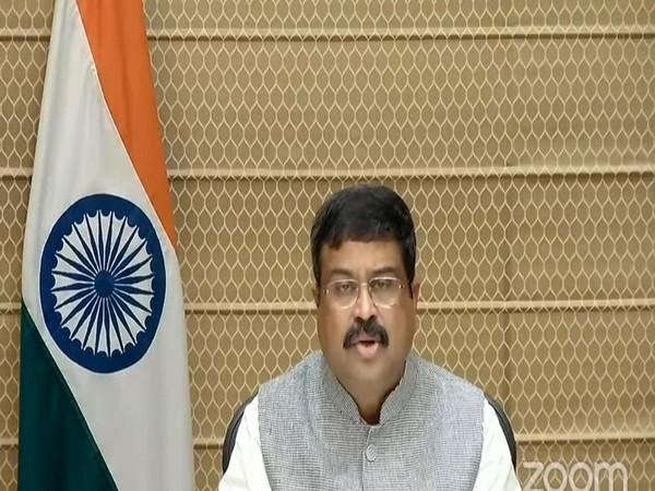 Union Education Minister Dharmendra Pradhan. [File Photo/ANI]