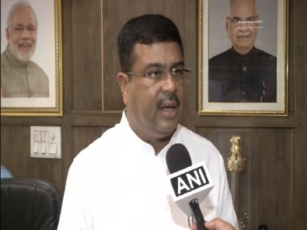Union Minister for Petroleum and Natural Gas, Dharmendra Pradhan (File Photo)