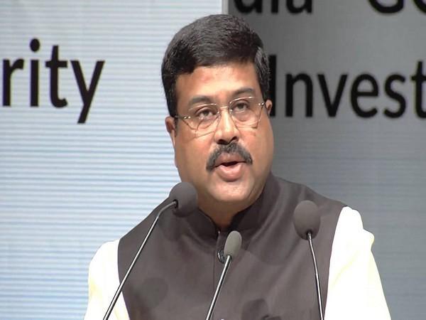 Union Petroleum Minister Dharmendra Pradhan (file pic)