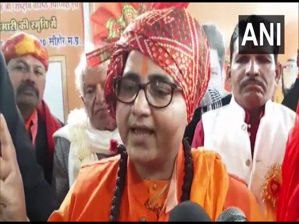 BJP MP Pragya Singh Thakur (File Photo)