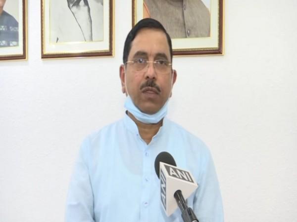 Coal Minister Pralhad Joshi (file photo)