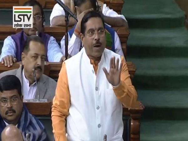 Parliamentary Affairs Minister Pralhad Joshi.