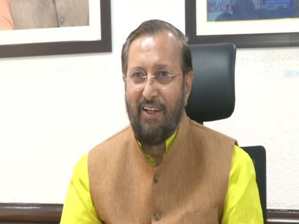 Union Minister Prakash Javadekar (File Photo/ANI)