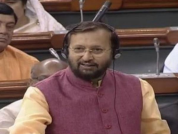 Minister of Information and Broadcasting Prakash Javdekar (Photo/Twitter)