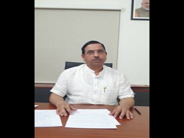 Union Minister Pralhad Joshi