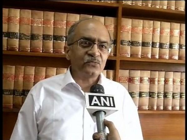 Senior lawyer Prashant Bhushan (file photo)