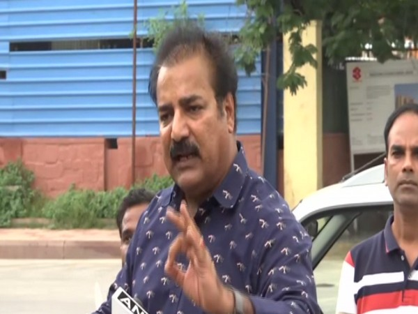 Rajasthan Cabinet Minister Pratap Singh Khachariyawas (File Photo/ANI)