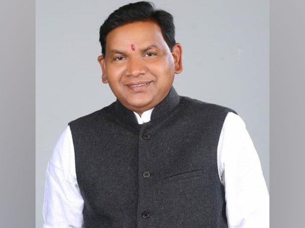 Pradipta Kumar Naik (Photo: Twitter Pradipta Kumar Naik)