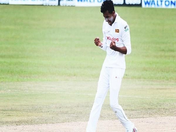 Sri Lanka spinner Praveen Jayawickrama (Image: ICC)