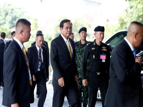 Prime Ministerial candidate for Thai elections 2019 and military junta leader Prayut Chan-o-cha (file photo)