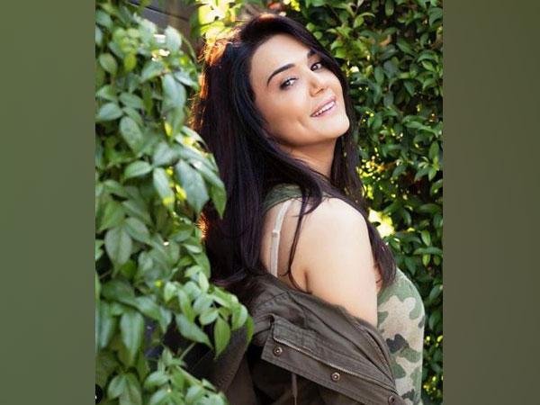 Preity Zinta (Image courtesy: Instagram)