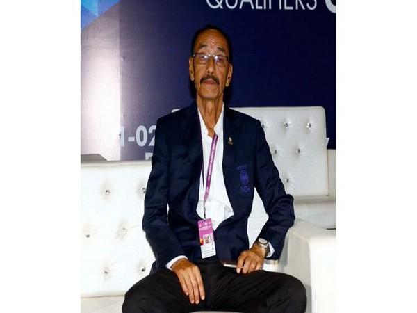Gyanendro Ningombam (Photo/Hockey India Twitter)