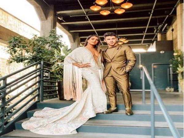 Priyanka and Nick head to the 2020 Grammy awards (Image courtesy: Instagram)