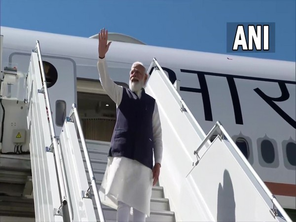 Prime Minister Narendra Modi on Saturday left New York for India on completion of his three-day visit