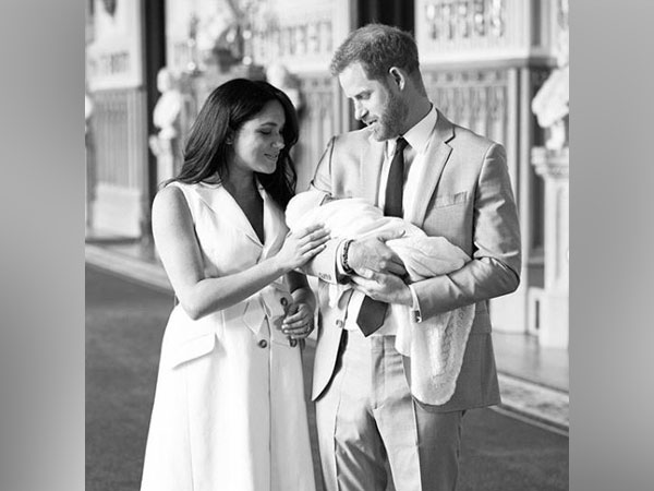 Meghan Markle, Prince Harry along with their son Prince Archie (Image courtesy: Instagram)