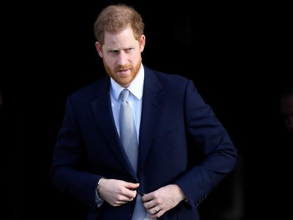 Prince Harry (file photo)