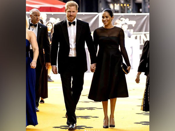 Prince Harry and Meghan Markle (Image courtesy: Instagram)