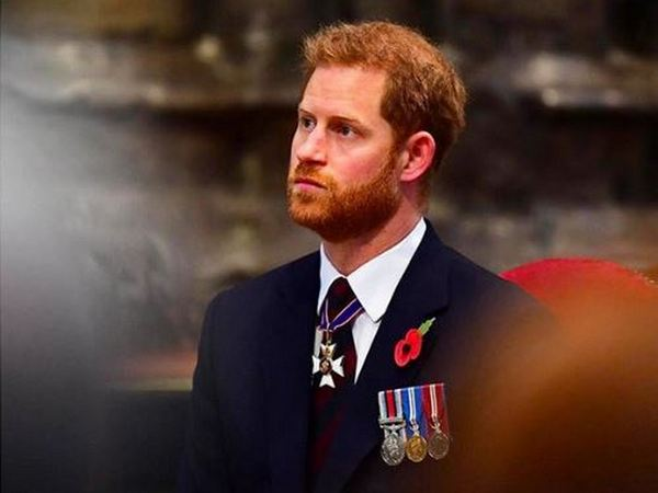 Prince Harry (Image courtesy: Instagram)