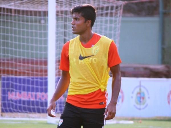 Indian defender Pritam Kotal