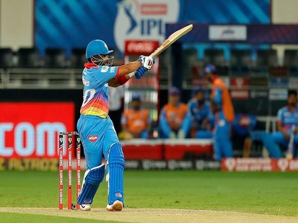 Delhi Capitals opening batsman Prithvi Shaw (Image: BCCI/IPL)