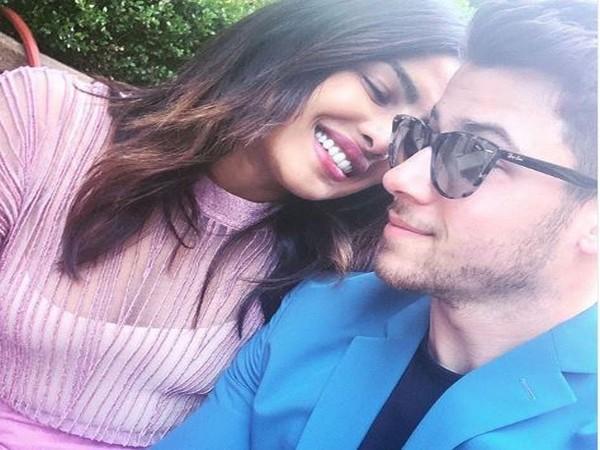 Priyanka Chopra and Nick Jonas, Picture courtesy: Instagram