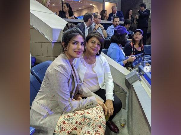 Priyanka Chopra Jonas along with mother Madhu (Image courtesy: Instagram)