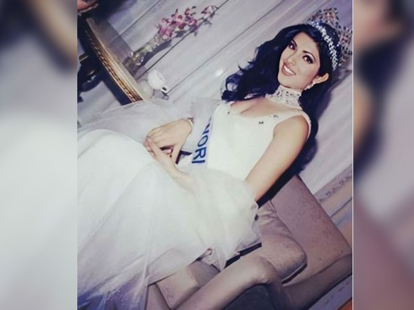 Priyanka Chopra after winning Miss World 2000 title (Photo/Instagram)