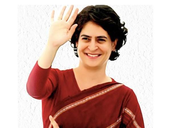 File Pic Priyanka Gandhi Vadra