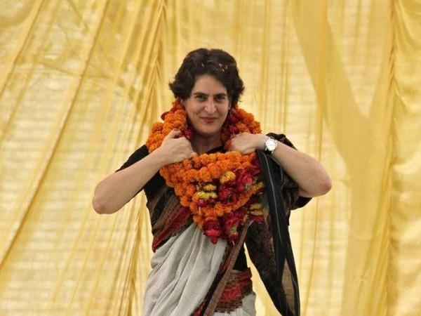 Congress general secretary Priyanka Gandhi. Photo/File
