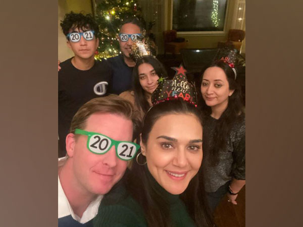 Preity Zinta (Image courtesy: Instagram)