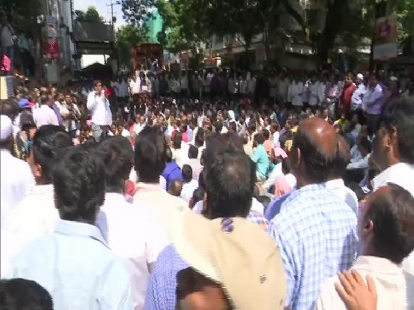 TSRTC employees have been protesting for 26 demands. (File photo)
